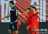 国足7-0关岛 发挥出色实在太精彩了